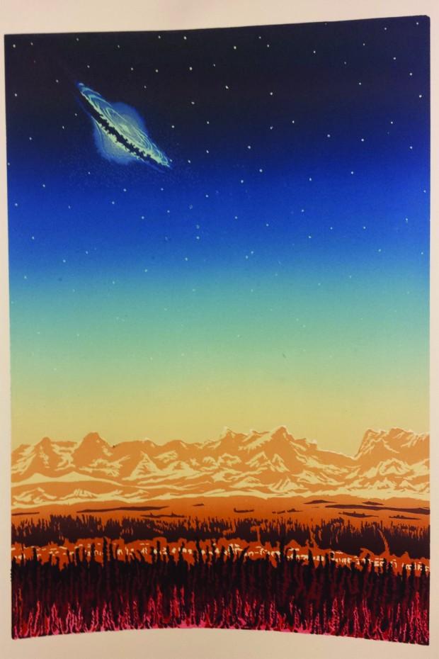 Here comes Andromeda